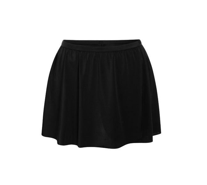 cute swim skirt in black