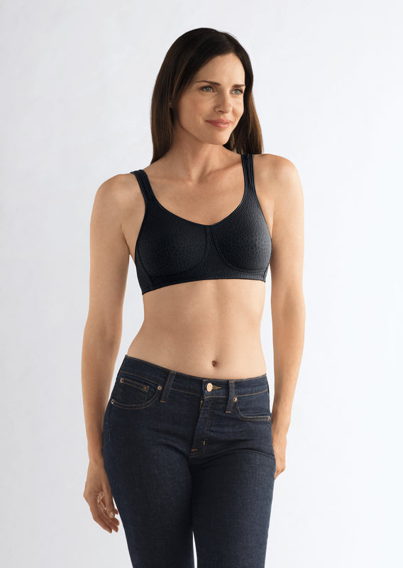 Mona Wire Free Soft Mastectomy Bra