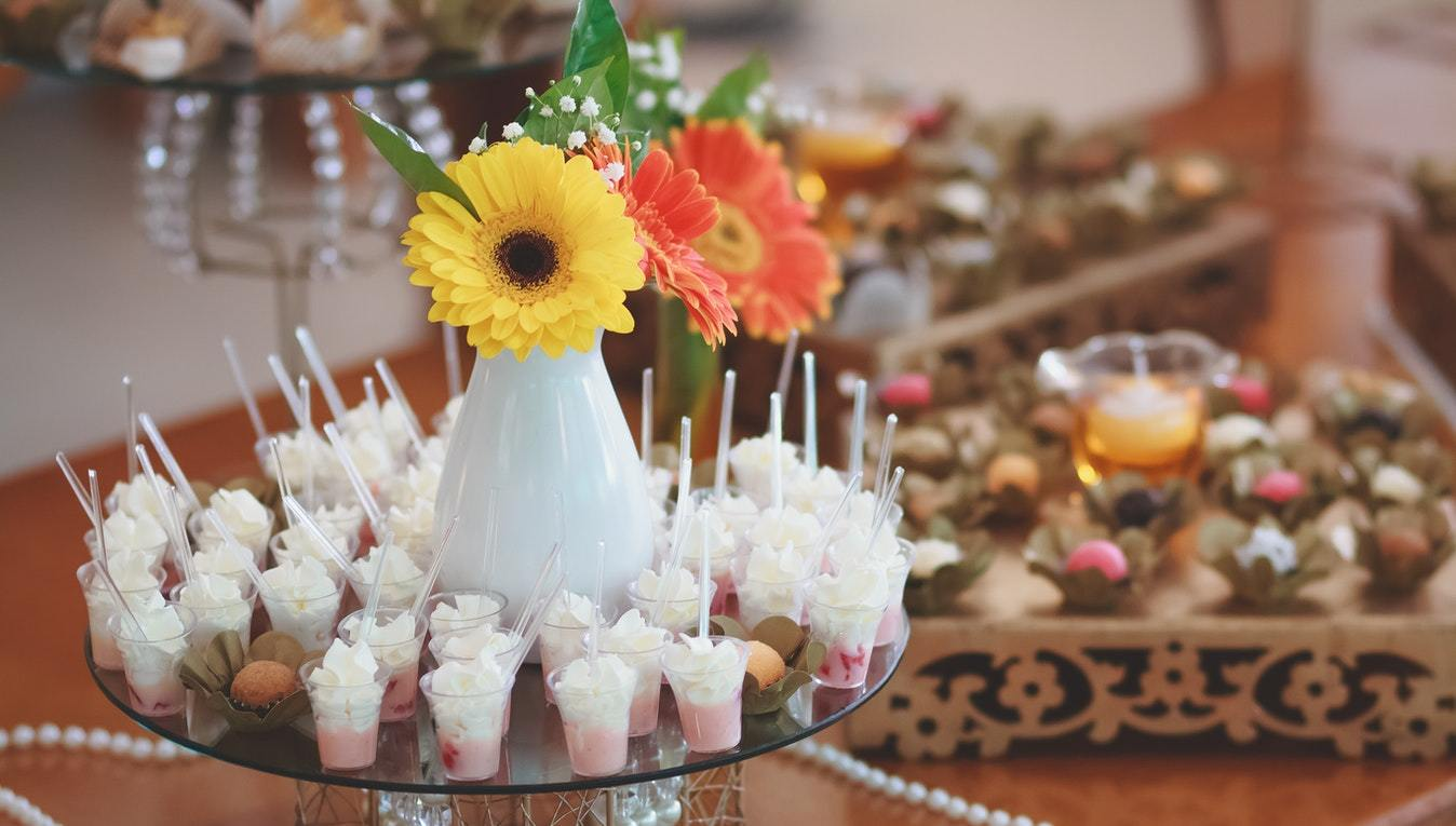 Tiny Details for Your Big Day: Alternatives to the Typical Reception Menu