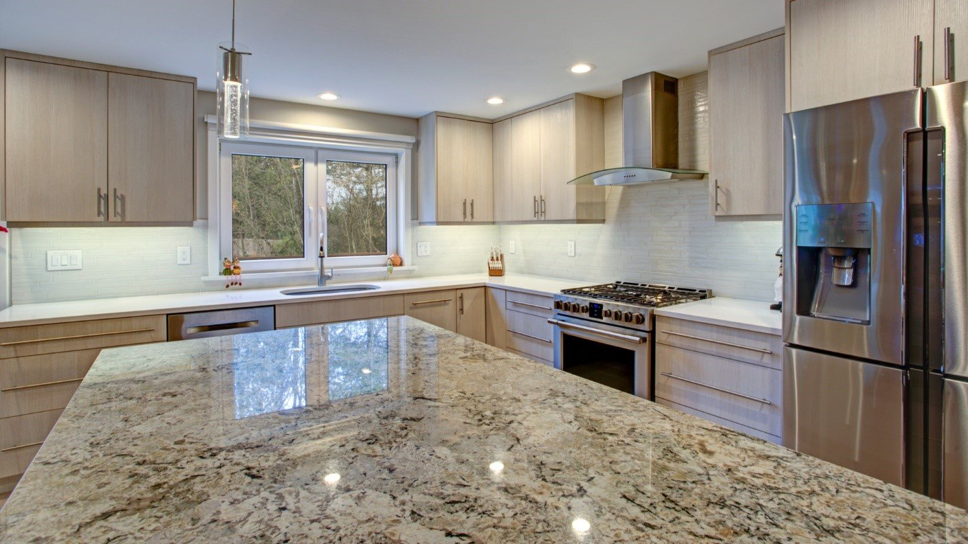 5 Reasons Why Quartz Countertops are the Perfect Choice for Your Kitchen