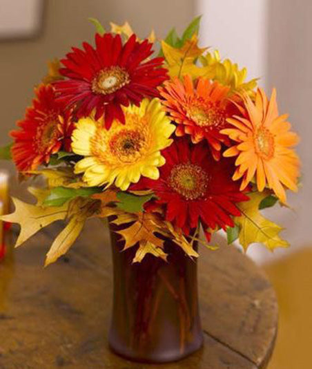 8 Fall Bouquet Ideas
