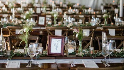 Perfect Wedding Reception