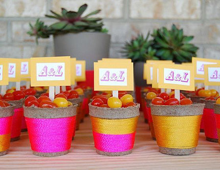 Bridal Shower Favor Ideas