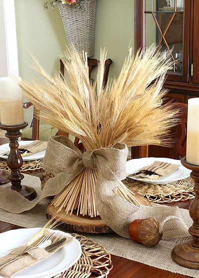 Top 8 Fall Wedding Decoration Ideas