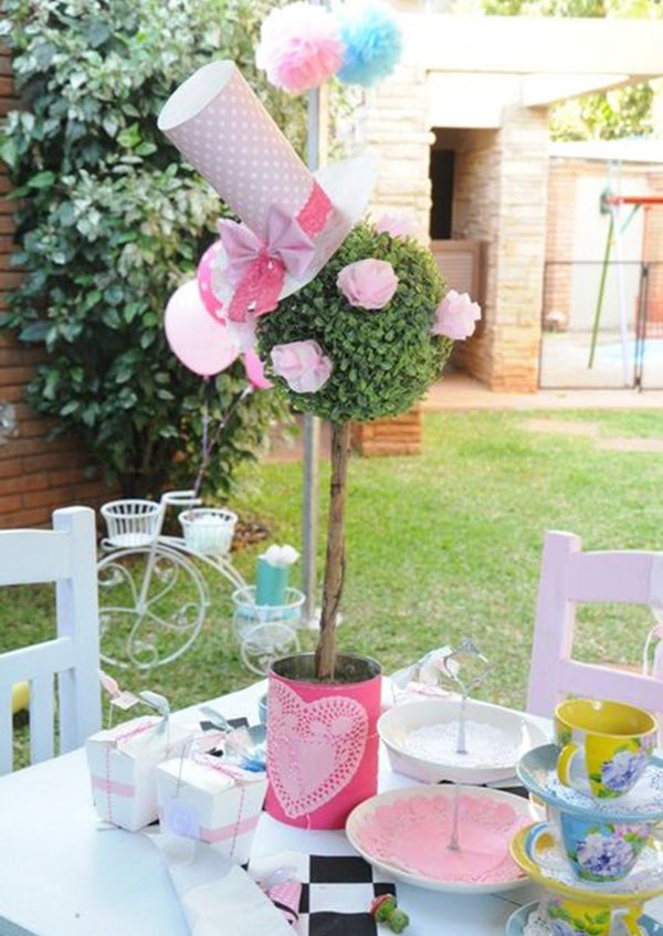 Mad Hatter Tea Party Ideas