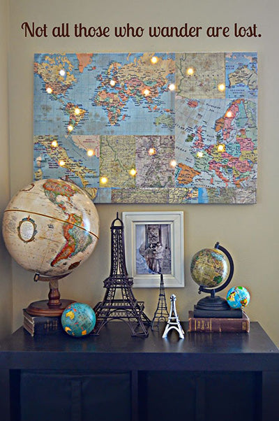 Travel Party Ideas