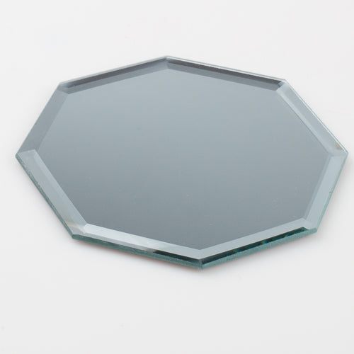 "Eastland Octagon Mirror Coaster 5"" Set of 72"