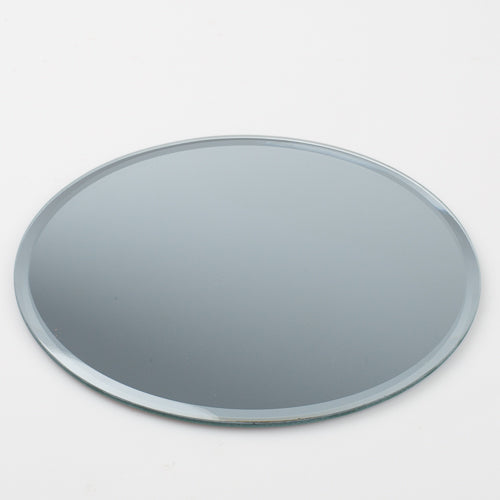 "Eastland Round Table Mirror 8"" Set of 10"