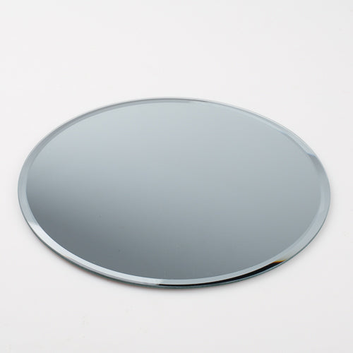 "Eastland Round Table Mirror 10"" Set of 10"