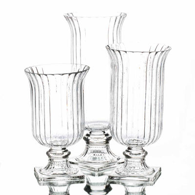 "Richland Calhoun Hurricane Pedestal 10"" Set of 12"