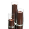 Richland Pillar Candles & Eastland Cylinder Holders Set of 36