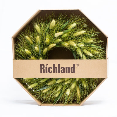 richland preserved willow wreath 14 set of 6