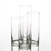 "Eastland Cylinder Vases 6"" , 7.5"", 9"" & 10.5"" Set of 4"