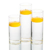 Richland Floating Candles & Eastland Cylinder Holders Set of 18
