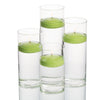 richland floating candles eastland cylinder holders set of 4