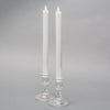 "Richland White LED Taper Candles 9.75"" Set of 12"