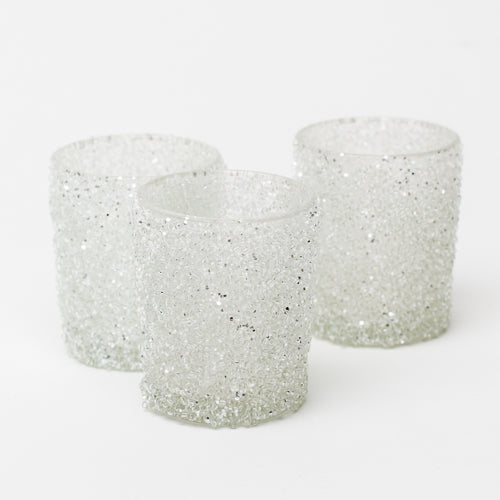 Richland Frosted Sparkle Votive Holder Set of 72