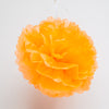 "Richland 8"" Tissue Paper Pom Poms, Orange"