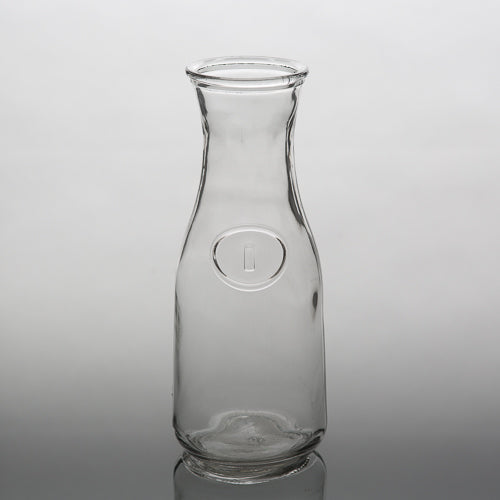 "Richland 8"" Milk Bottle Vase Set of 12"