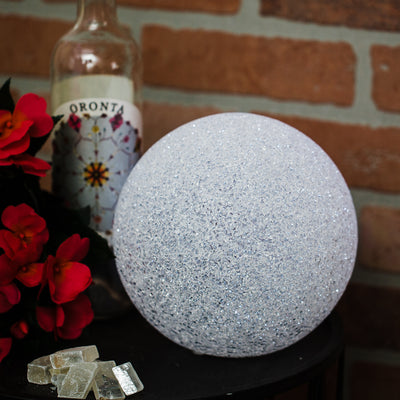 Richland Lola Sphere Large - Cool White LED Lights