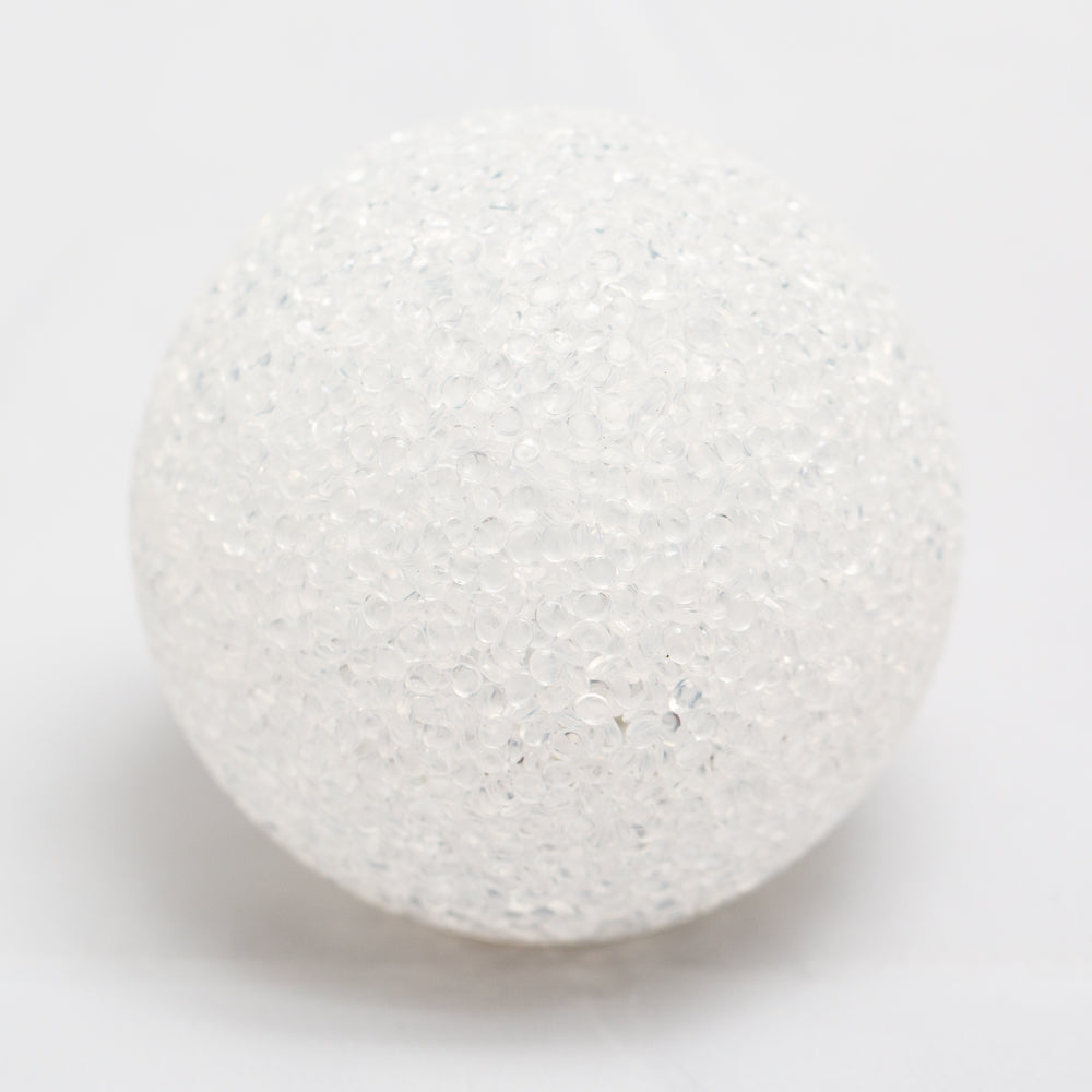 richland lola sphere small cool white led lights set of 12