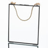 richland metal hanging photo frame 8 x 10 5 set of 6