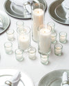Richland Classic Tablescape with Pillar Candles