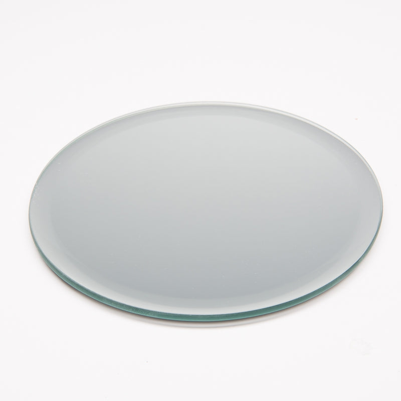 "Eastland Round Mirror Coaster 5"" Set of 72"