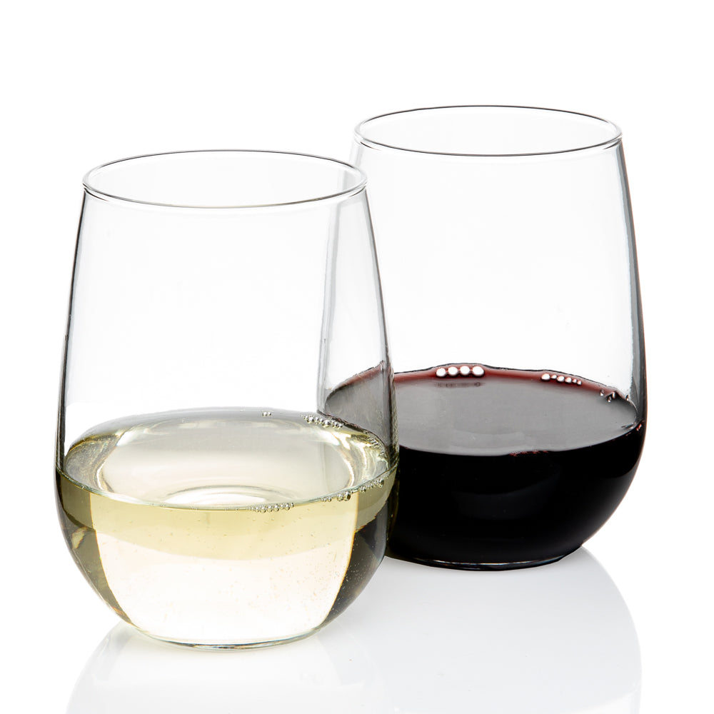 Eastland Premium Stemless Wine Glass Set of 6