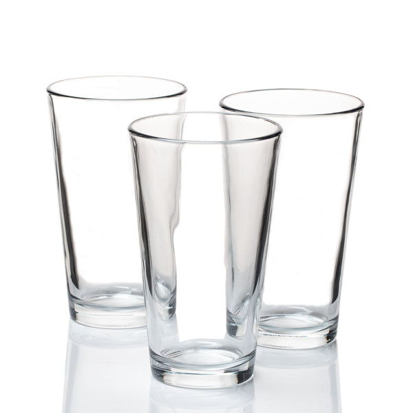 Eastland Premium Pint Glass Set of 6