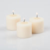 Richland Votive Candles Unscented Ivory 10 Hour Set of 72