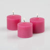 Richland Votive Candles Unscented Hot Pink 10 Hour Set of 72