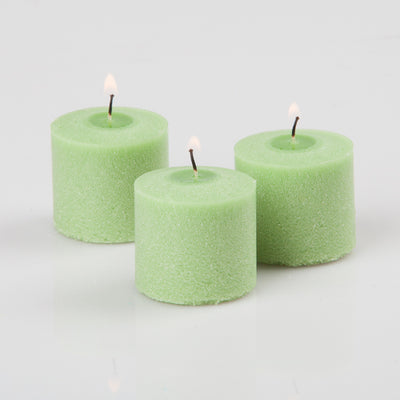 votive frosted holders set 72
