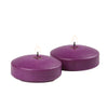 floating candles square holders set 18