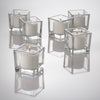 Eastland Square Votive Candle Holder Set of 72
