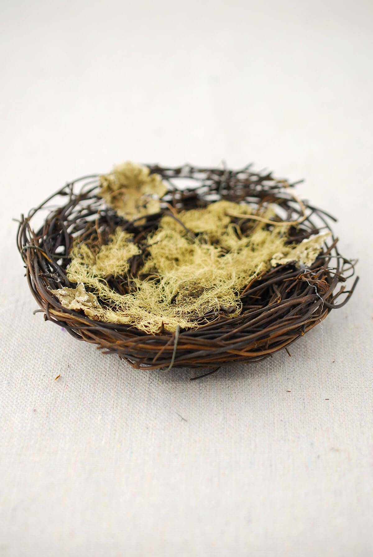 3 5 inch natural grapevine bird nests