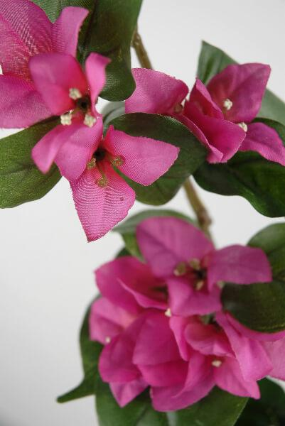 Fuchsia Bougainvillea Garlands 6'
