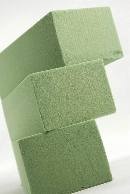 Dry Floral Foam - Desert Foam (Pack of 3 Bricks)