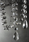 Glass Crystal Garlands 5 Feet Hexagon