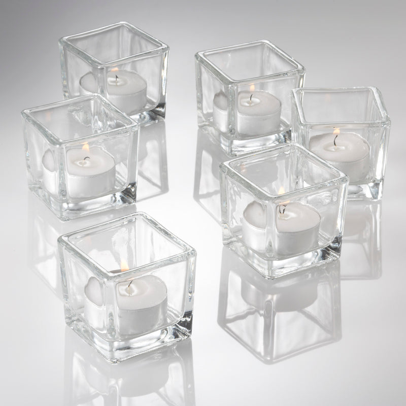 Eastland Square Tealight Candle Holder Set of 72