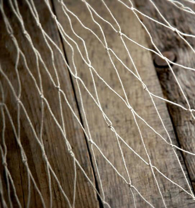 ivory fish netting 5 ft x 14ft