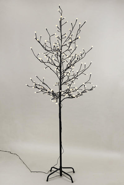 lighted tree warm white 6ft