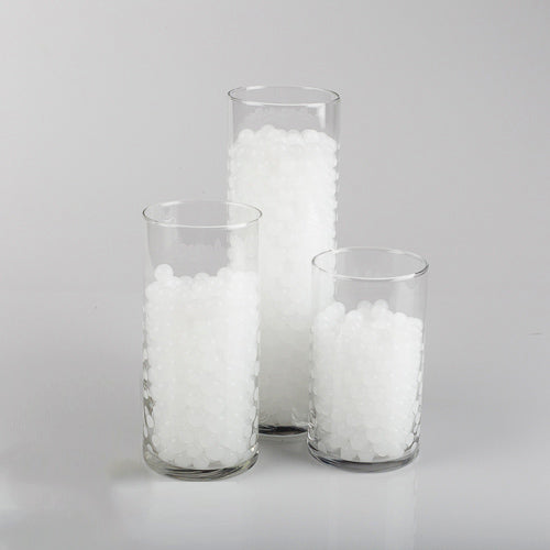 Eastland White Water Pearls Vase Fillers Pack of 72