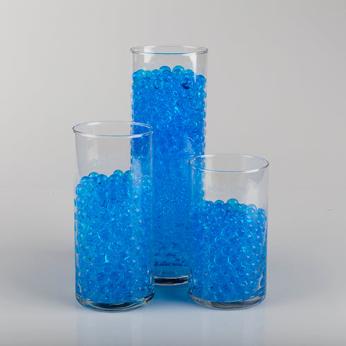 Eastland Blue Water Pearls Vase Fillers Pack of 72