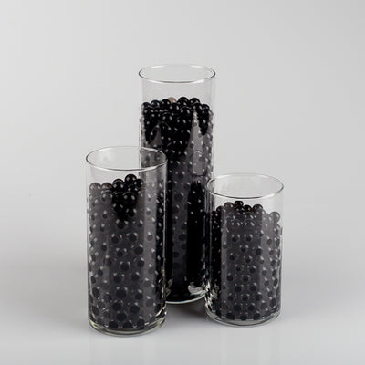 Eastland Black Water Pearls Vase Fillers Pack of 72