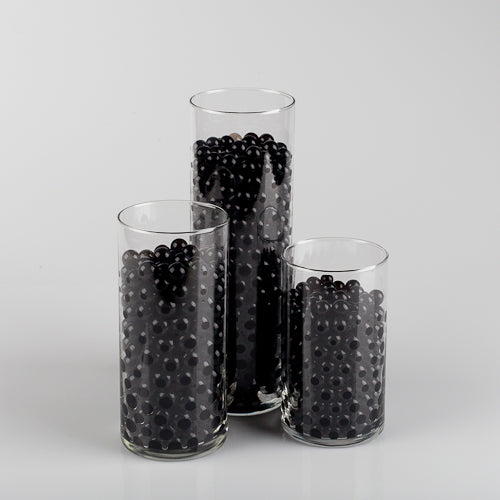Eastland Black Water Pearls Vase Fillers Pack of 12
