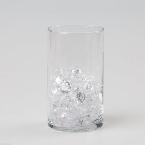 Eastland Acrylic Diamond Vase Filler Clear 24 Bags