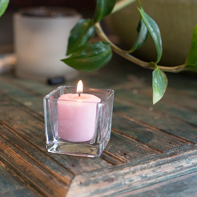 Richland Votive Candles Pink Gardenia Scented 10 Hour Set of 72