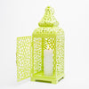 richland lime moroccan temple metal lantern