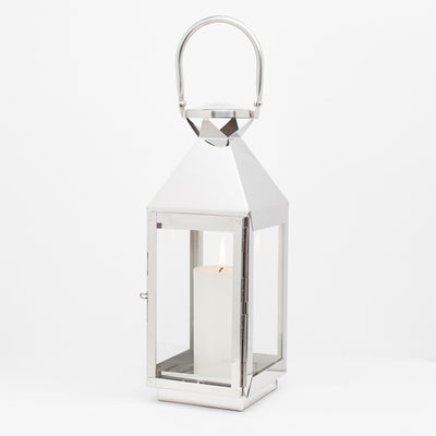 Richland Stainless Steel Revere Lantern – Medium
